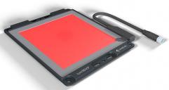 evotron OLED-Flächenbeleuchtung A-102x102-W-DIF-S_04_klein